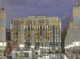 Anwar Al Madinah Mövenpick, boutique hotel in Medina