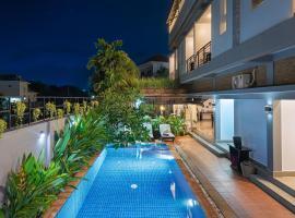 Villa Agati, hotel in Siem Reap