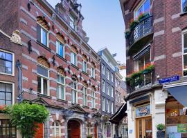 Best Western Dam Square Inn, hotel near Madame Tussauds Amsterdam, Amsterdam