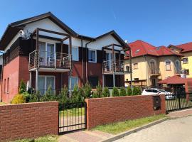 Apartament Vacanza, apartment in Sarbinowo