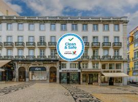 Hotel Borges Chiado, hotel in Lisbon