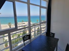 Appart Relax côté Mer, apartment in Tangier
