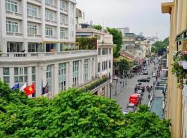 Caocao Homestay Hanoi - 20 Tràng Tiền, hotel in Hanoi