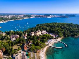 Villa Aurum Health & Climatotherapy Center, hotel in Rovinj