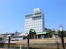 尾道ロイヤルホテル、尾道市のホテル