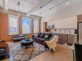 GA Living Suites- Downtown Dallas Corporate Suites, vacation rental in Dallas