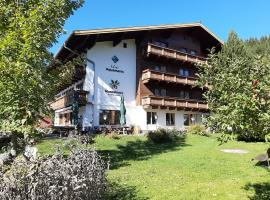 Hotel Aquamarin, hotel in Bad Mitterndorf