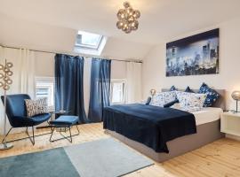*80 m2 Stylish Apt* Netflix * Kitchen* Nespresso*, apartment in Wuppertal