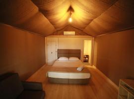 LONGOSPHERE GLAMPING, люкс-шатер в городе Kırklareli