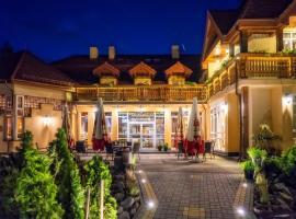 Hotel Pod Gołębiem – hotel w pobliżu miejsca Wyciąg narciarski Rachowiec w Wiśle