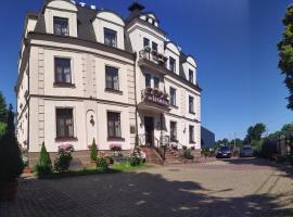 Villa le Grand Hotel, hotell nära Boryspil internationella flygplats - KBP,