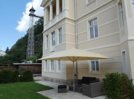 Villa Norma, apartment in Bad Schandau