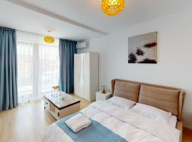 Le Blanc ApartHotel, apartment in Bucharest