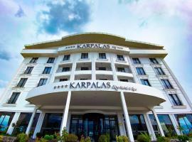 Karpalas City Hotel & Spa, hotel in Bolu