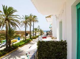 Apartamentos Avenida Playa, self-catering accommodation in Zahara de los Atunes