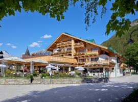 Hotel Christina - Ihr kleinstes 4* Hotel am Achensee, Hotel in Pertisau