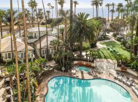Fairmont Miramar Hotel & Bungalows, hotel near Santa Monica Beach, Los Angeles