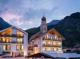 Alpin & Stylehotel Die Sonne, hotel a Parcines