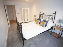 Comfort Stays - Stevenage Central, hotel near Stevenage Central Library, Stevenage