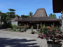 Amata Borobudur Resort-CHSE CERTIFIED, hotel with parking in Borobudur