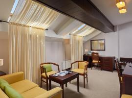 Отель Графский, отель в Москве