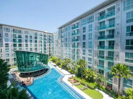 CCR Central Garden, hotel in Pattaya