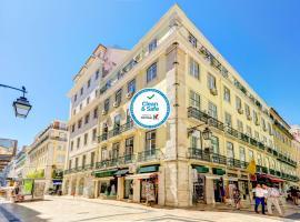 Hotel LX Rossio, hotel in Lisbon