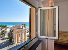 Hotel Garibaldi, hotel a Finale Ligure