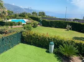Superbe 2P vue mer, ensoleillé, piscine, apartment in Roquebrune-Cap-Martin