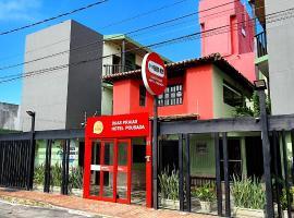 Duas Praias Hotel Pousada, hotel near Hill's Beach, Guarapari