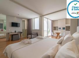 Suites - Se Inn, hotel in Braga