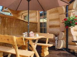 Sykowno chata – hotel w pobliżu miejsca Ośrodek narciarski COS Skrzyczne w Szczyrku