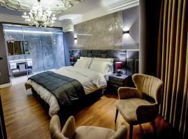 Hotel Vila Tirana, hotel v destinaci Tirana