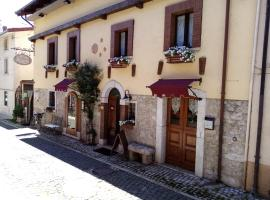Albergo Andromeda, hotel in Pescasseroli