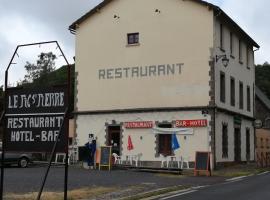 Le pic saint Pierre, hôtel à Lomprat