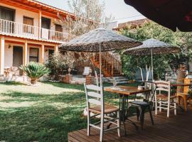Attalos Suites Hotel, hotel in Bergama