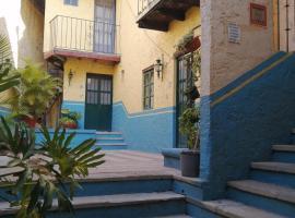 Hotel Casa Dulcinea, hotel in Guanajuato