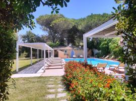 Is Benas Country Lodge, hotel in San Vero Milis