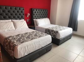 Hotel Jar8 Nuevo enfrente al Acuario de Veracruz, hotel en Veracruz