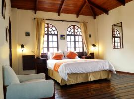 Kitu Hotel, hotel em Quito
