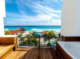 Hotel Casa Turquesa, hotel near Mayan Museum, Cancún