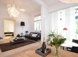 Puro-Design-Apartment Deluxe - very central, hotel with parking in Munich