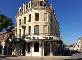 Hôtel La Couronne、マルマンドのホテル