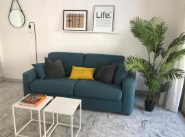Studio pour 2 adultes avec terrasse cannes, apartment in Cannes
