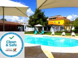 Hotel de Charme Casa Fundevila, hotel in Vila Verde