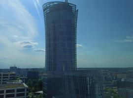 BEST VIEW ACC – hostel w Warszawie