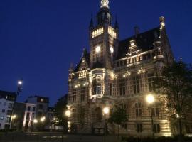 Borgerhouse B&B, budget hotel in Antwerp