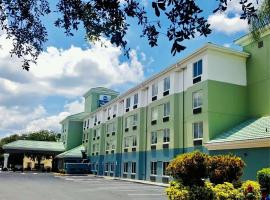 Best Western Orlando Near Convention Center/Theme Parks, hotel em Orlando