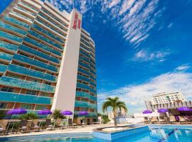 Mercure RJ Nova Iguaçu, hotel with pools in Nova Iguaçu