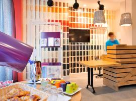 ibis Styles Lille Centre Grand Place, hotel in Lille